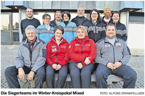Winter Kreispokal Mixed 2019 - FC Ottenzell