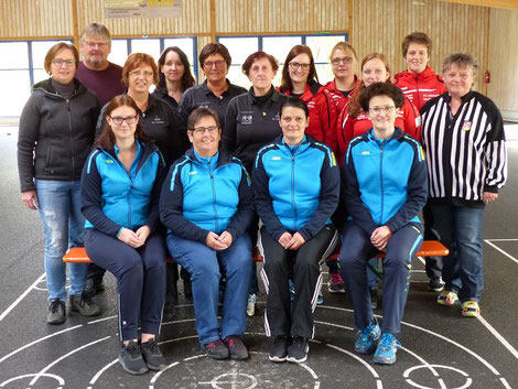 Kreispokal Winter 2018 Damen (Kreis 600)