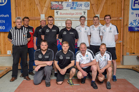 FC Ottenzell vs. TSV Hartpenning im Spiel 2 der BuLi18