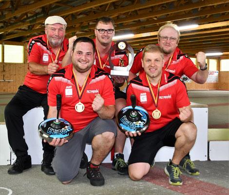 FC Ottenzell Deutscher Meister 2018