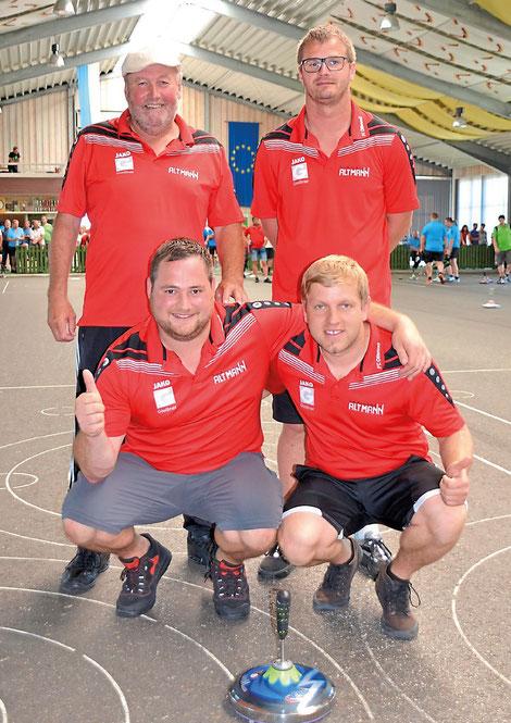 FC Ottenzell 1. Bundesliga Süd 2017