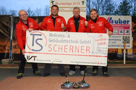 BuLi19: FC Ottenzell vs. EC EBRA Aiterhofen