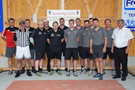 BuLi18 - Vorrunde Gruppe B: FC Ottenzell vs. EC Pilsting