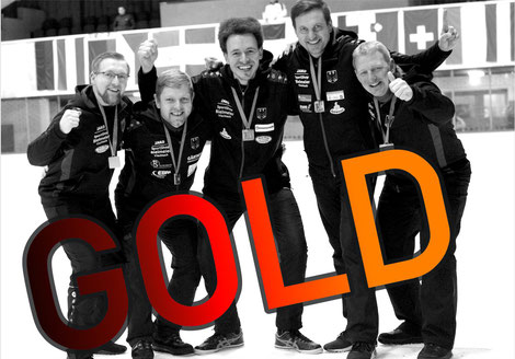 Team Deutschland Europameister 2019