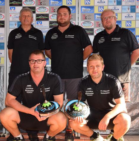 Champions-League 2018: EC Hauzenberg vs. FC Ottenzell