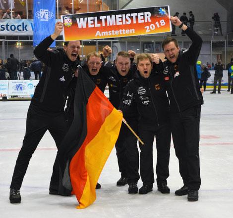 Weltmeister Team Herren 2018