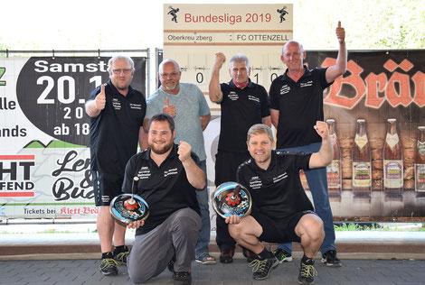 BuLi19: FC Ottenzell vs. SpVgg Oberkreuzberg