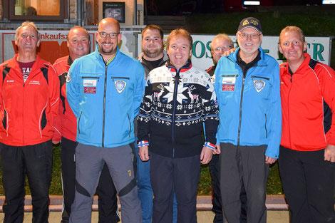 Siegerfoto Brotzeitturnier FC Ottenzell 2017