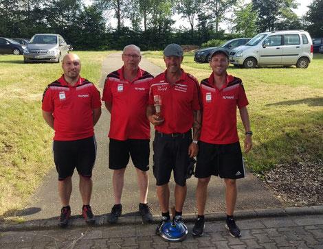Sieger Pokalturnier FC Chammünster