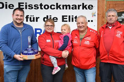 Eisstock-Gemeindemeisterschaft 2018