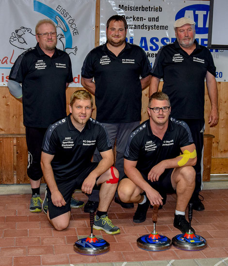 BuLi18 - Vorrunde Gruppe B: TSV Hartpenning vs. FC Ottenzell