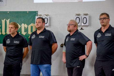 BuLi18 - Viertelfinale: EC Passau-Neustift vs. FC Ottenzell