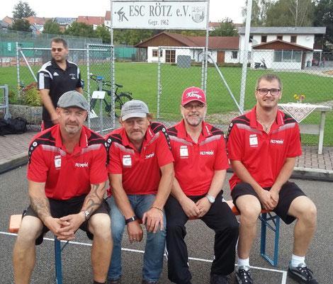 FC Ottenzell Schwarzenburgpokal 2016