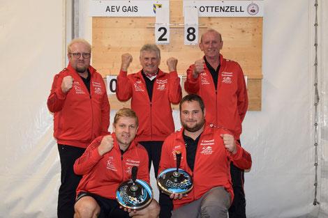 FC Ottenzell vs. AEV Gais (Championsleague 2019)