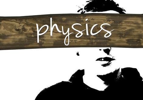 physics- Brett vor dem Kopf