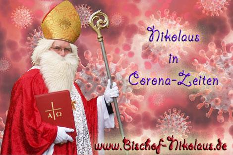 Nikolaus in Corona-Zeiten