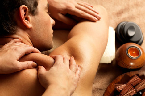 Klassische Massage / Wellnessmassage