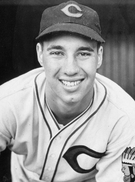Il pitcher 17enne Robert William Andrew Feller