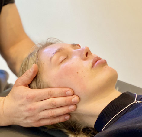 CMD, Craniomandibuläre Dysfunktion, Physiotherapie, Manuelle Therapie, Hamburg, Behandlung CMD, Bruxismus