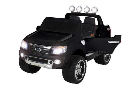 Ford Ranger 2017/Kinderauto/Kinder Elektroauto/Kinderautos/Kinder Elektroautos/Kinder Auto/schwarz/lizensiert/