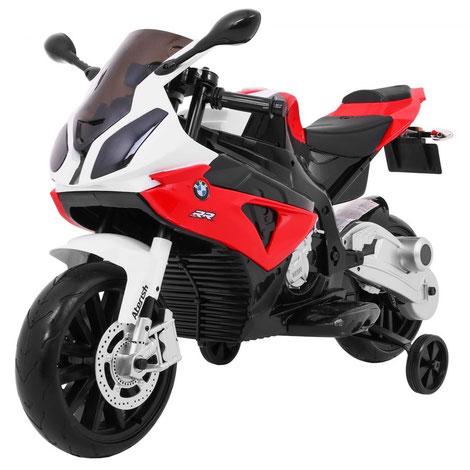BMW S 1000 RR/Motorrad/Kinder Motorrad/Kinder Motorräder/Kinderauto/Kinder Elektroauto/Kinderautos/Kinder Elektroautos/Kinder Fahrzeuge/rot/
