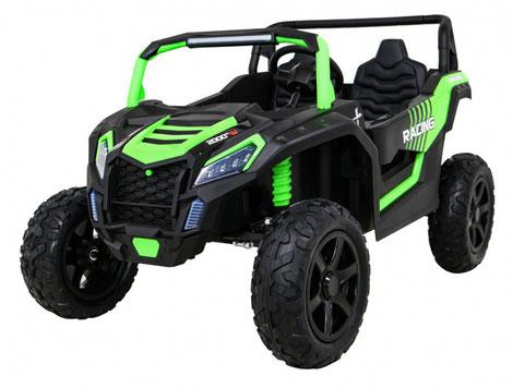 UTV Buggy 2000ME High Speed/High Speed/15Km/24V/Kinderbuggy/Kinderauto/Kinder Elektroauto/2 Sitzer/rot/