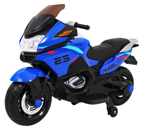 Touring Sport HP 23/Kinder Motorrad/Kinder Motorräder/Kinder Fahrzeuge/blau/
