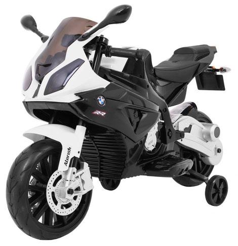 BMW S 1000 RR/Motorrad/Kinder Motorrad/Kinder Motorräder/schwarz/