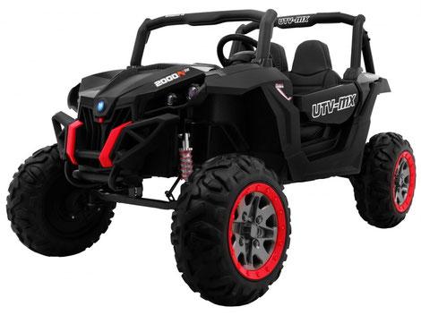 UTV Buggy MX MP4/4x4/Allrad/4x45 Watt/Kinderauto/Kinder Elektroauto/Kinderautos/Kinder Elektroautos/Kinder Auto/schwarz/