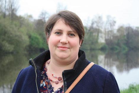 En 14e position, Lydie Massard, 40 ans, cuisinière au lycée agricole du Gros-Chêne, à Pontivy (Morbihan) est la première Bretonne à figurer sur la liste nationale EELV pour les Européennes du 26 mai. (©Pontivy Journal)