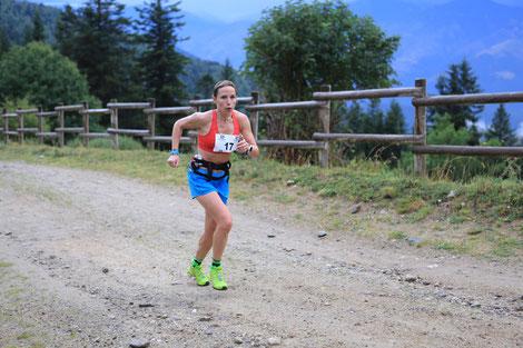 Laia Andreu, 5 fois vainqueur du Canigó / probablement la meilleure mondiale sur ce genre de parcours