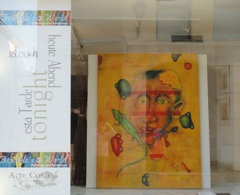 Galerie Gallery Gallería ArteCasa Bombolo