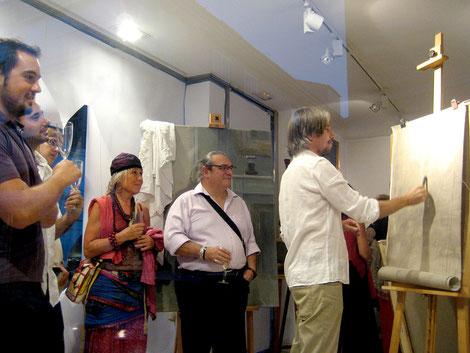 Galerie Gallery Gallería ArteCasa Jose Fasos