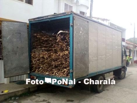 Foto - Fuente Policía Charalá