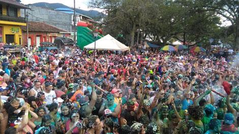 Festival de Colores y Carrancios - Despierta Charalá
