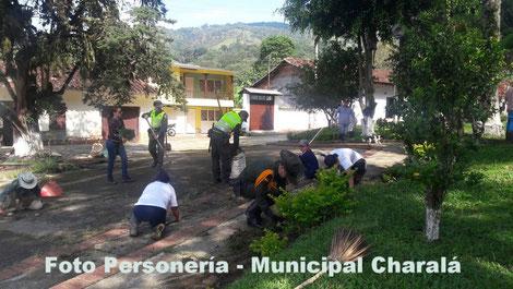 Foto Personería Municipal Charalá