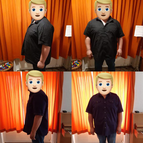 virtuelles Magenband, Klientenfeedback, Klient