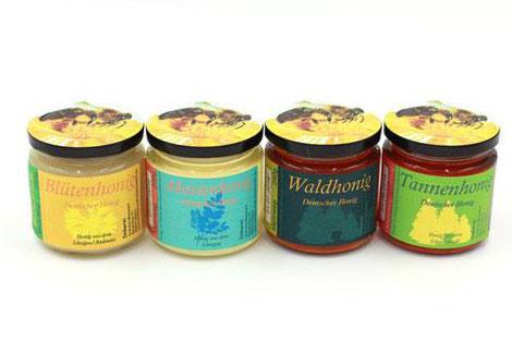 Honigpaket vom Imker am Bodensee kaufen