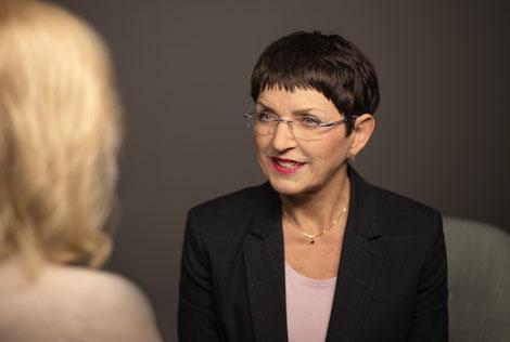 Ute Grandt Coach für Power Frauen