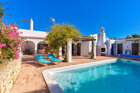 Villa La Perla Seminar- und Ferienhaus an der Algarve in Portugal
