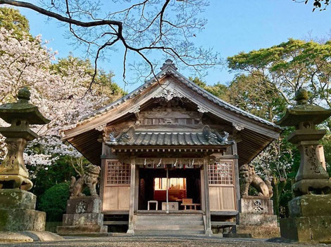 福岡 糸島にある子授け・安産の子宝神社