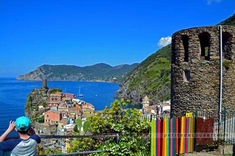 Vernazza  Cinque Terre Italie