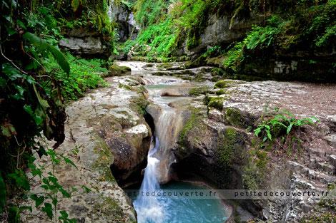 - Gorges du Grenand - La Bridoire -