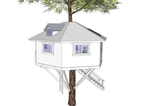 baumhaus kobel baumhaushotel solling. Black Bedroom Furniture Sets. Home Design Ideas