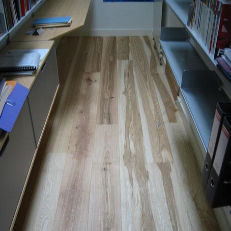 Esche Massivholzdiele geölt, Holz Theis