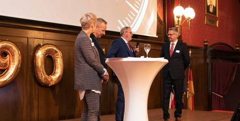 TOP Vertriebsmanager in der Diskussion mit Stefan Kozole - Vertriebstagung und Vertriebstraining