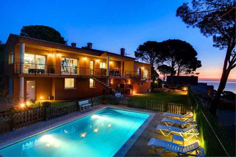 Belle maison pour 8 personnes à louer pour les vacances à Begur