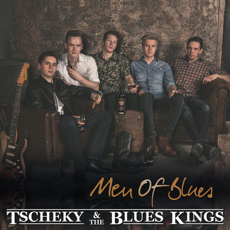 Tscheky & The Blues Kings - Hit The Ground Running CD
