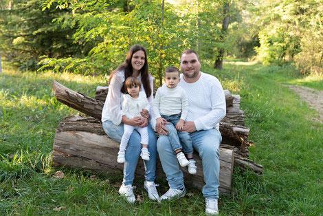 Séance photo en famille à domicile ou en extérieur à Beaune