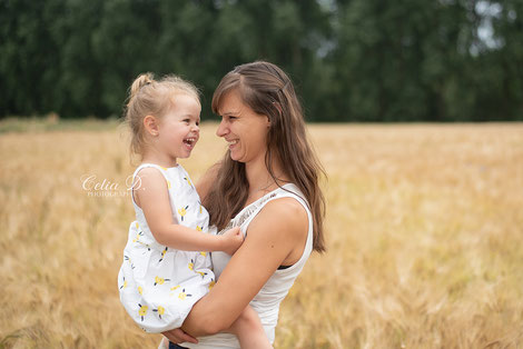 Celia D. Photographie - Photographe famille enfant en extérieur à Dijon